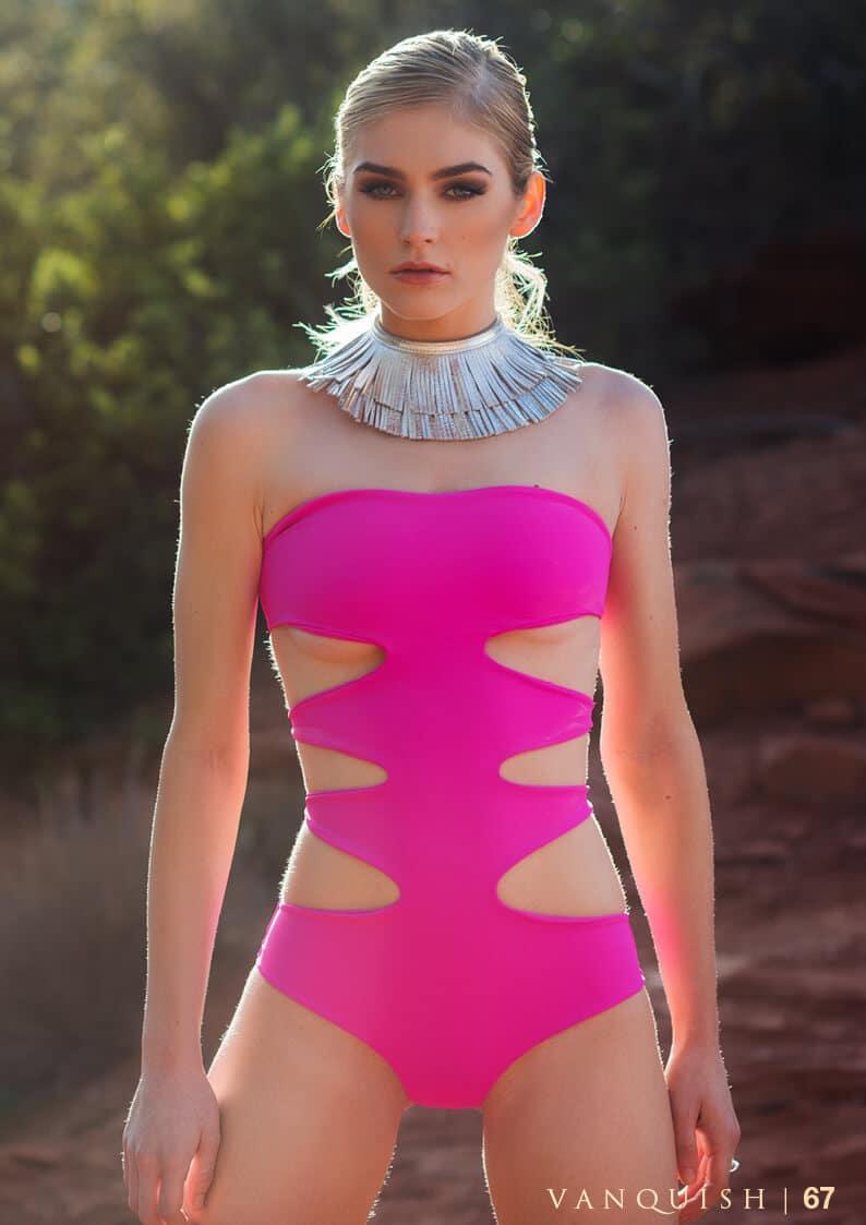 Allie Starks - Vanquish Magazine