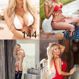 Vanquish Magazine - Gorgeous Blondes – Amanda Paris 4