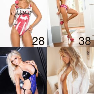 Vanquish Magazine - Gorgeous Blondes - Shelby Leger 2