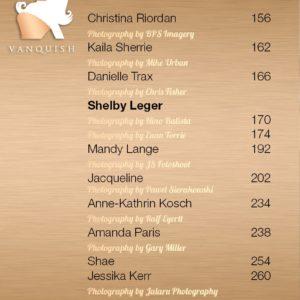 Vanquish Magazine - Gorgeous Blondes - Shelby Leger 3