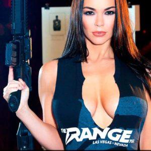 Vanquish Magazine - Girls with Guns – Sierra Rene 1
