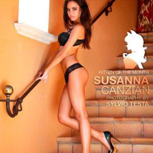 Vanquish Magazine - Christmas 2015 – Susanna Canzian 1