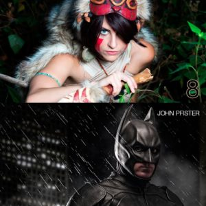 Heroes and Villains of Cosplay – Issue 1 1