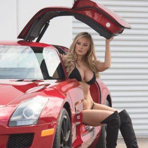 Vanquish Automotive Magazine - May 2016 - Kimberley Jade 5