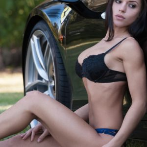 Vanquish Automotive Magazine - May 2016 - Kimberley Jade 6