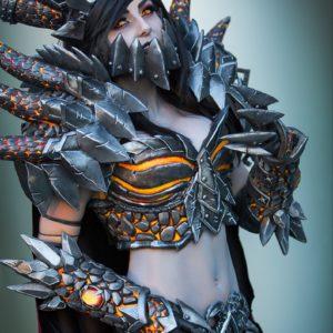 HAVOC Female Deathwing 6