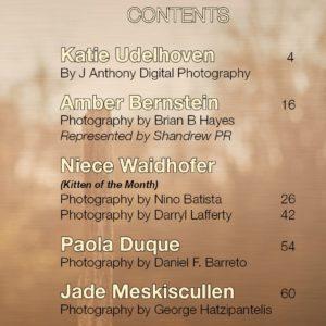 Vanquish Magazine - April 2017 - Niece Waidhofer 2