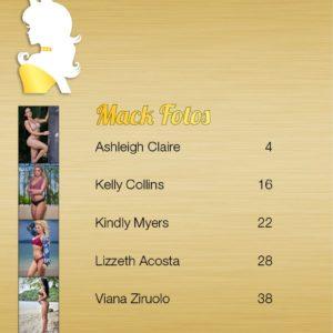 Vanquish Magazine - IBMS Costa Rica - Part 10 - Lizzeth Acosta 1