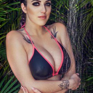 Vanquish Magazine - IBMS Costa Rica - Part 15 - Amber Fields 4