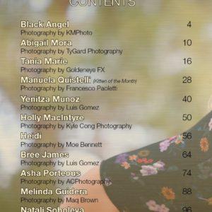 Vanquish Magazine - April 2018 - Tania Marie 1