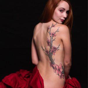 Vanquish Tattoo - August 2018 - Sheridan Smith 6