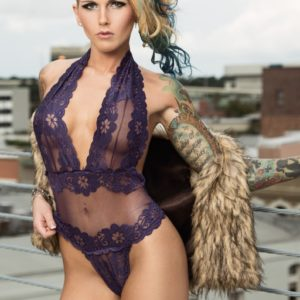 Vanquish Tattoo Magazine - October 2015 - Sammie Sixx 4