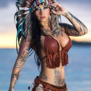 Vanquish Tattoo Magazine - March 2016 - Kristy Seguin 4