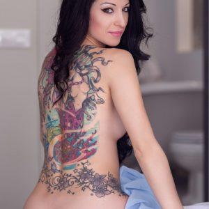 Vanquish Tattoo Magazine - June 2016 - Amba Lay 5