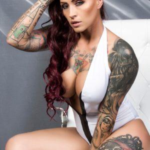 Vanquish Tattoo Magazine - March 2017 - Julie 5