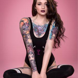 Vanquish Tattoo Magazine – July 2017 – Kinga & Malina 3