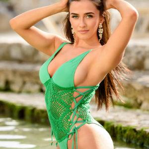 Vanquish Magazine - Swimsuit USA - Part 14 - Monika Majgier-Sztabnik 2