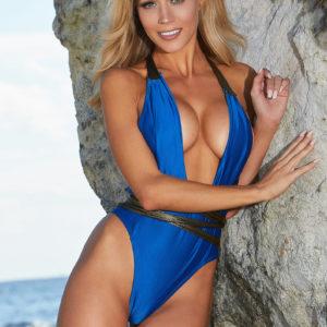 Vanquish Magazine - Swimsuit USA - Part 9 - Monika Majgier-Sztabnik 3
