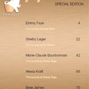 Vanquish Magazine - June 2019 - Shelby Leger 1