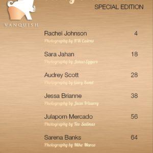 Vanquish Magazine - September 2019 - Sara Jahan 1